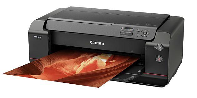 Canon imagePrograf PRO-1000 fotoprinter