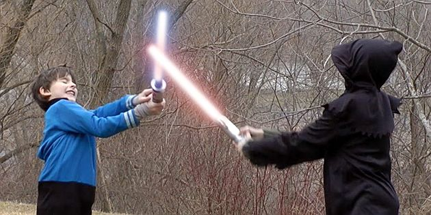 FanFilmFX Star Wars effecten