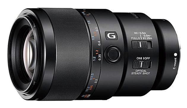 Sony FE 90 mm