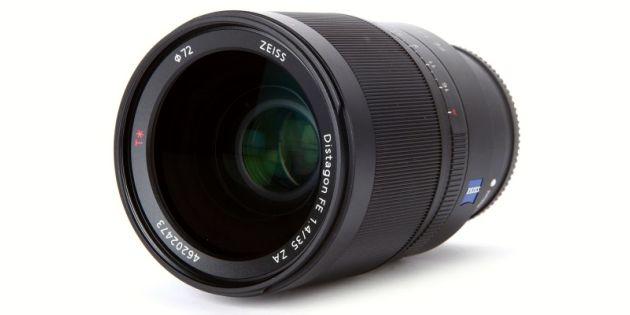 Sony Zeiss Distagon FE 35 mm/F1.4 ZA