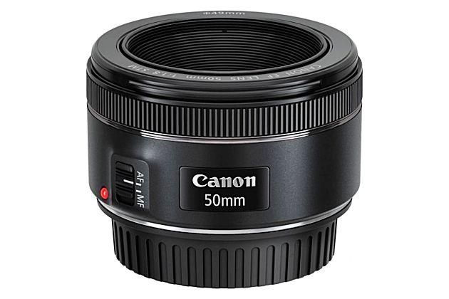 Canon EF 50 mm/F1.8
