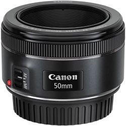 Review: Canon EF 50 mm/F1.8 STM