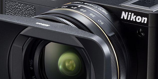 Nikon introduceert drie Nikon DL premium compact camera's