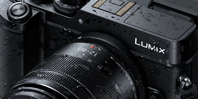 Panasonic Lumix G Vario 12-60 mm/F3.5-5.6 Power O.I.S.