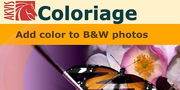 Akvis Coloriage 12.5
