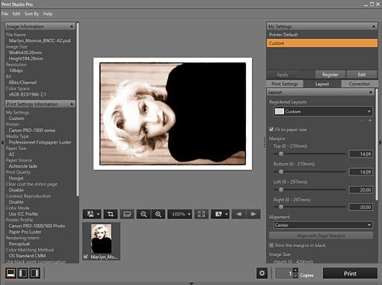Canon imagePROGRAF PRO-1000 07