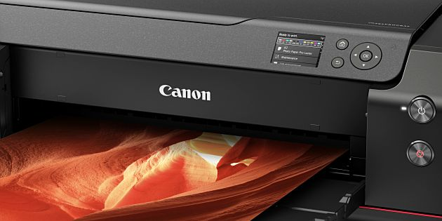 Review: Canon imagePROGRAF PRO-1000