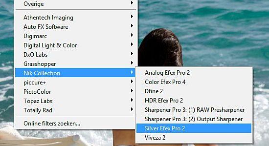 Nik Silver Efex Pro 02