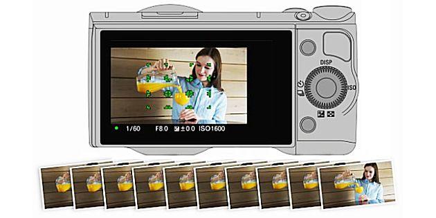 Sony PlayMemories Camera App: Cinematic Photo