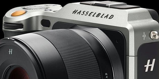 Hasselblad kondigt X1D middenformaat systeemcamera aan