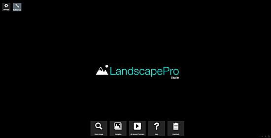 LandscapePro Studio 01