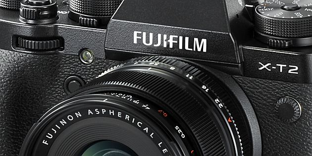 Fujifilm X-T2 aangekondigd