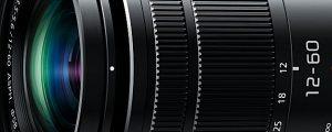 Panasonic Lumix G Vario 12-60 mm / F3.5-5.6 Power O.I.S.