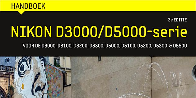 Handboek Nikon 3000/5000-serie