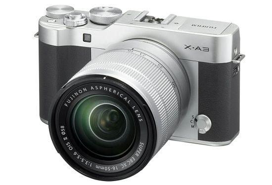 Fujifilm X-A3 01