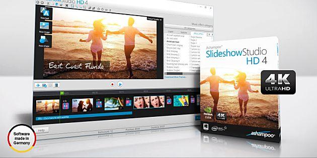 Review: Ashampoo Slideshow Studio HD 4