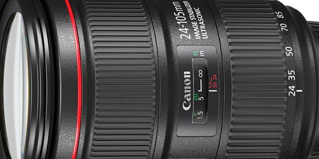 Canon kondigt nieuwe zoomobjectieven aan