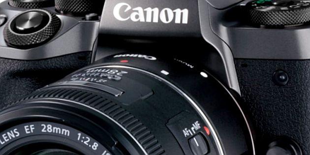 Canon introduceert EOS M5