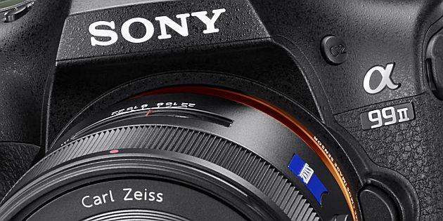 Sony kondigt A99 II aan