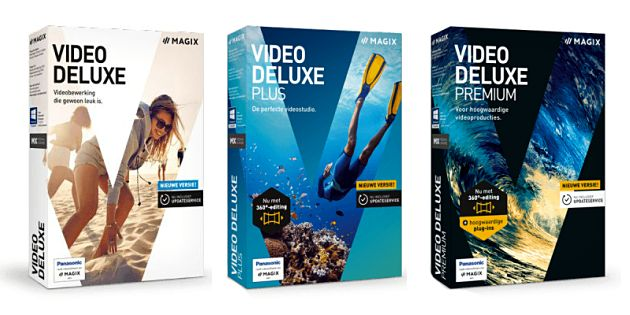 Review: Magix Video deluxe