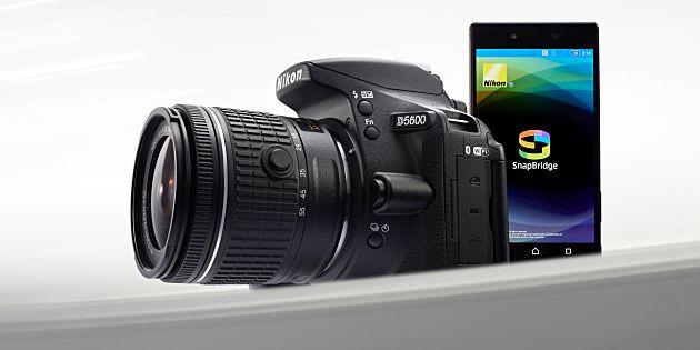 Nikon kondigt D5600 aan