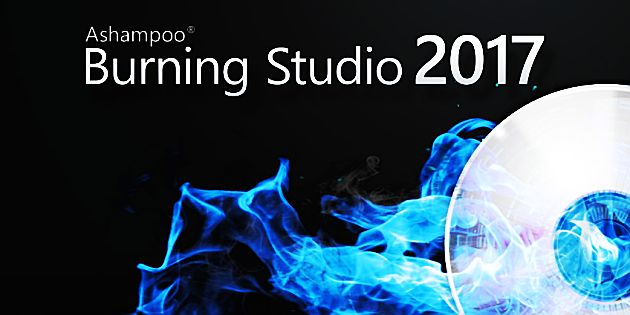 Download: Ashampoo Burning Studio 2017