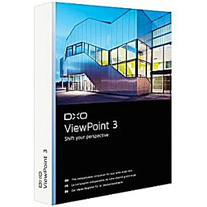 Review: DxO ViewPoint 3