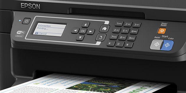 Review: Epson ET-3600 met EcoTank