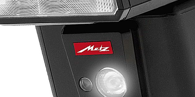 Metz Mecablitz M400 flitser