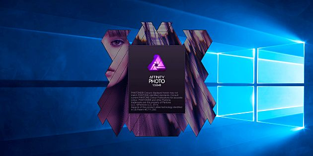 Review: Serif Affinity Photo 1.5 for Windows