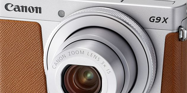 Canon introduceert PowerShot G9 X Mark II