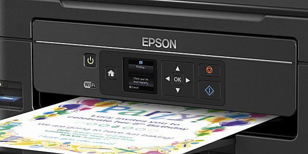 Epson introduceert nieuwe EcoTank-printers