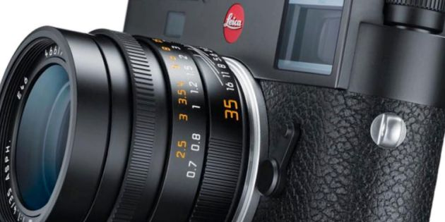 Leica introduceert M10