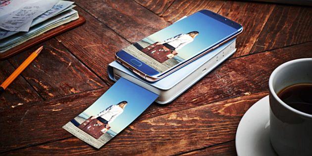Samsung introduceert Image Stamp printer