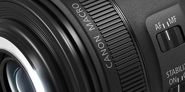 Canon kondigt EF-S 35mm F2.8 Macro IS STM objectief aan