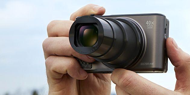 Canon PowerShot SX730 HS