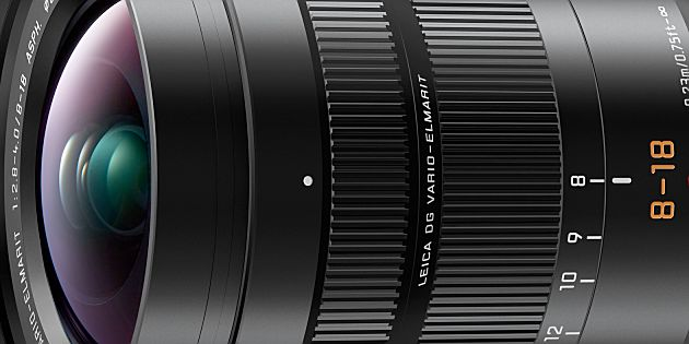 Panasonic introduceert Leica DG Vario-Elmarit 8-18mm F2.8-4.0 ASPH zoomobjectief