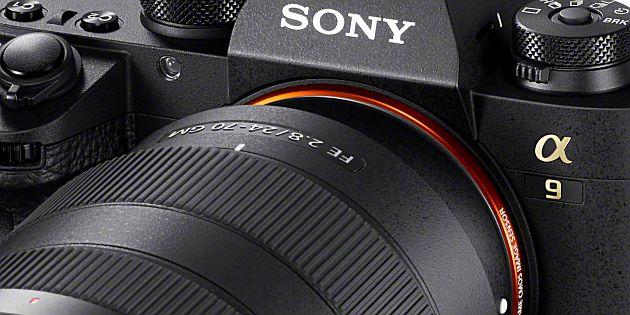 Sony PRO support programma van start