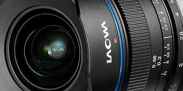 Nieuw ultragroothoekobjectief voor MFT-camera's aangekondigd