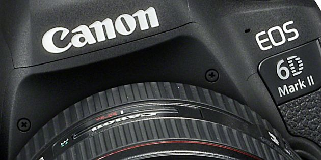 Canon introduceert EOS 6D Mark II