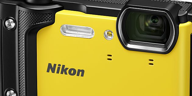 Nikon introduceert Coolpix W300