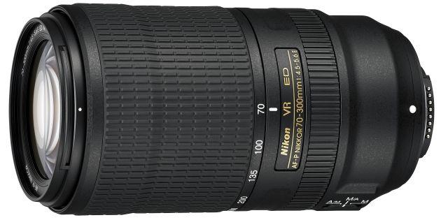 Nikon introduceert nieuw telezoomobjectief