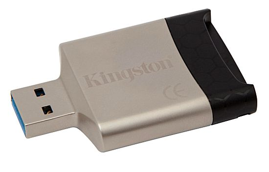 Multifunctionele kaartlezer Kingston MobileLite G4