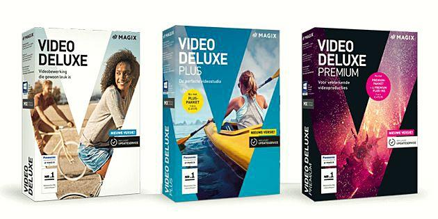 Magix introduceert 5x snellere versie van Video deluxe