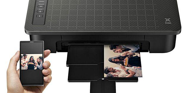 Canon introduceert twee nieuwe Pixma-printers
