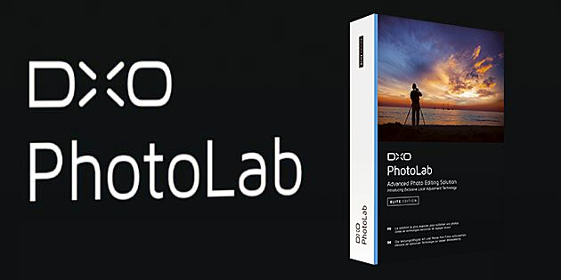 DxO PhotoLab 1.1 Elite