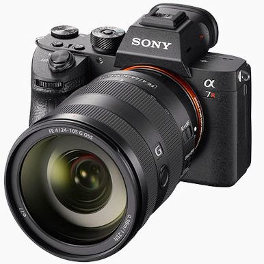 Sony FE 24-105mm F4 G OSS zoomobjectief