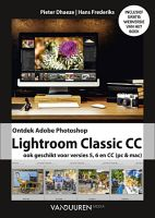 Ontdek Adobe Photoshop Lightroom Classic CC