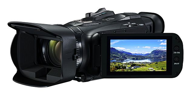 Canon introduceert Legria HF G26 videocamera