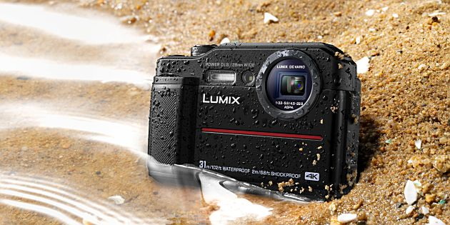 Panasonic introduceert Lumix FT7